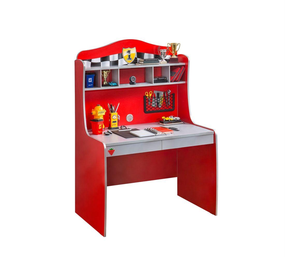 Racecup Стол письменный с надстройкой