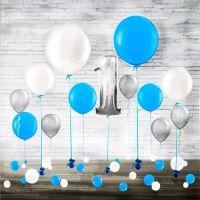 Украшение комнаты на день рождения 1 годик