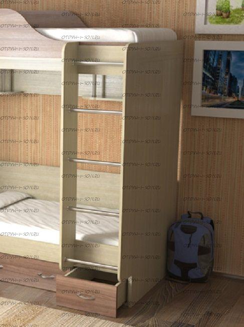 Лестница навесная 2 (40х20х141)