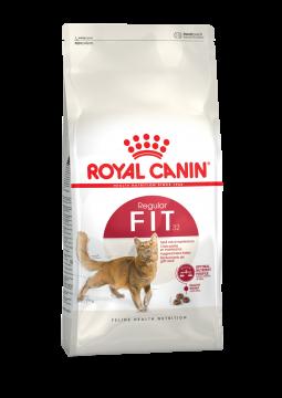 Royal Canin Fit 32 Корм сухой сбалансированный для взрослых умеренно активных кошек от 1 года