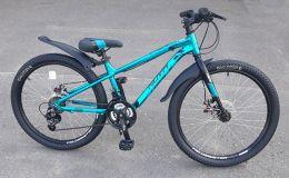 Велосипед Novatrack Prime 24 Синий