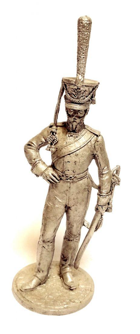 Фигурка Фейерверкер Лейб-гвардии Конной артиллерии. Россия, 1812-14 гг. олово