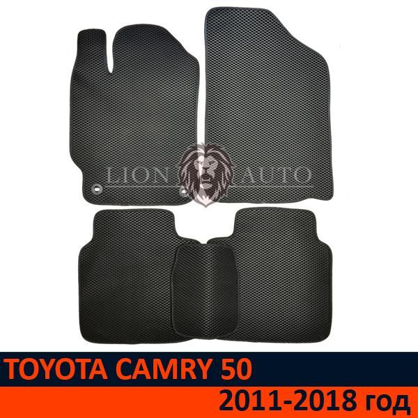 EVA коврики на TOYOTA CAMRY 50 (2011-2018г)