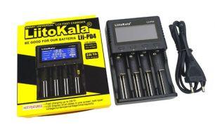Liitokala Lii-PD4, зарядное устройство