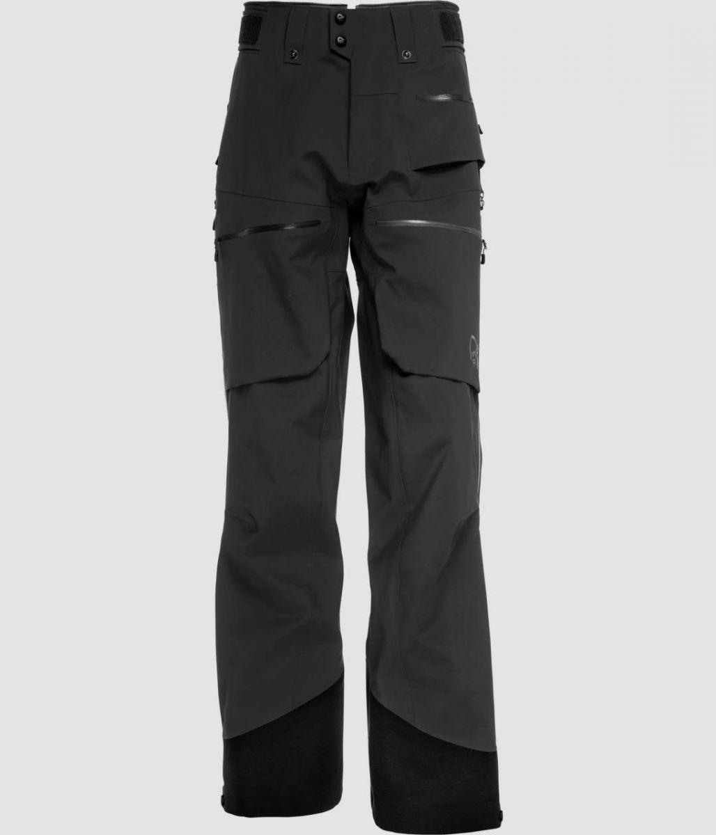 Norrona Lofoten Gore-Tex Pro pants M CAVIAR BLACK
