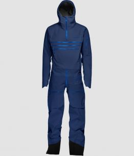 Norrona Lofoten GTX Pro One Piece INDIGO NIGHT BLUE 2019
