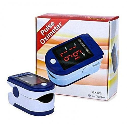 Цифровой пульсоксиметр на палец SKL JZK-302 - необходимое приспособление для самоконтроля вашего пульса.