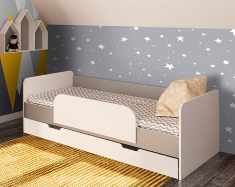 Кровать одноярусная Нордик