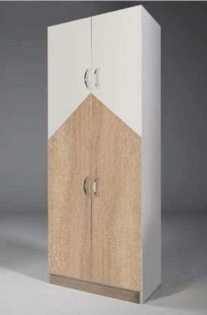 Двухдверный шкаф Нордик