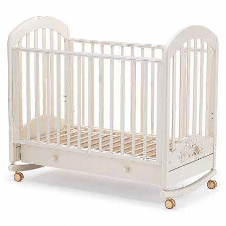 Детская кровать Nuovita Grano dondolo