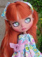 Кукла блайз интерьерная кукла