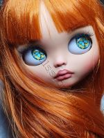 Кукла Блайз / Blythe custom