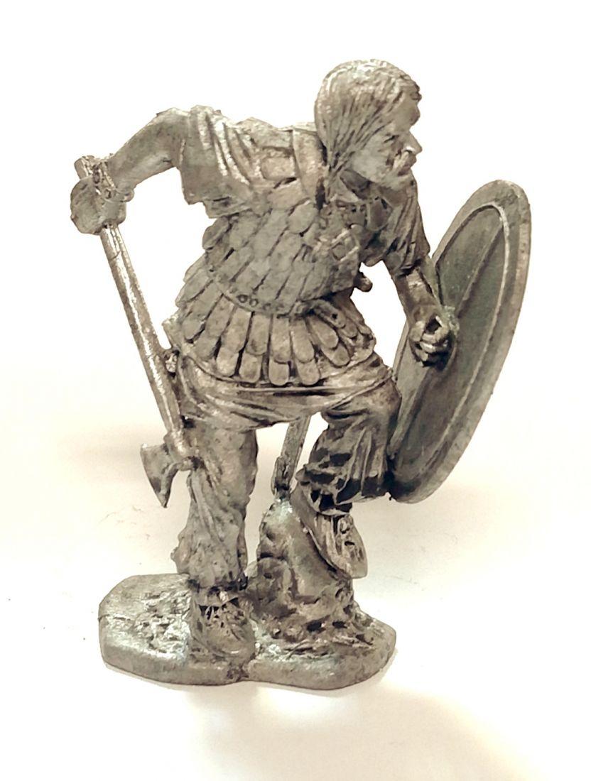 Фигурка Кельтский воин, 5 век до н.э. олово