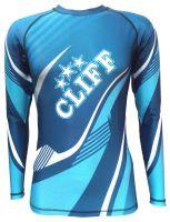 РАШГАРД ММА CLIFF B2.0 NAVY BLUE, размер L