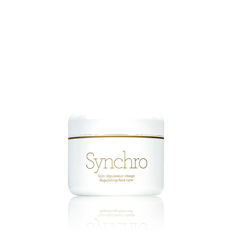 SYNCHRO Синхро Регенерирующий питательный крем (базовый) Gernetic International (Жернетик) 50 мл