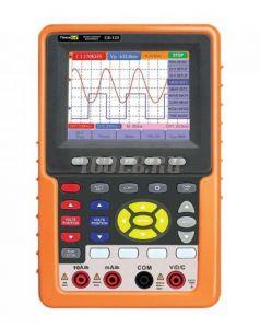 ПрофКиП С8-125 Осциллограф-мультиметр портативный (2 Канала, 0 МГц … 100 МГц)