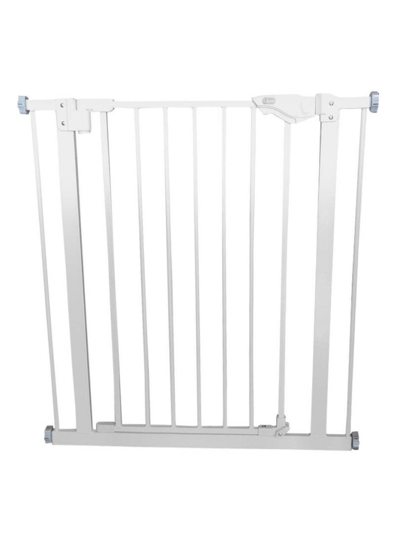 Ворота безопасности 73х80 (dg11) перегородка  барьер без сверления стен Baby Safe