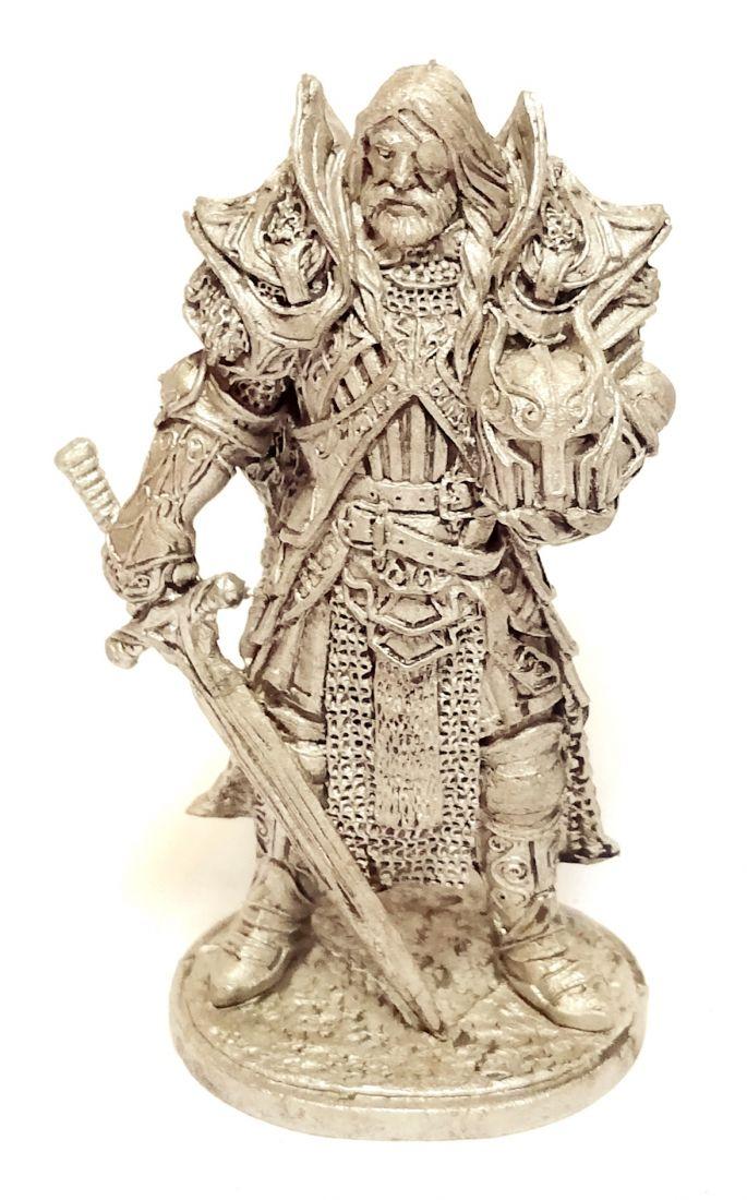 Фигурка Рыцарь Света олово