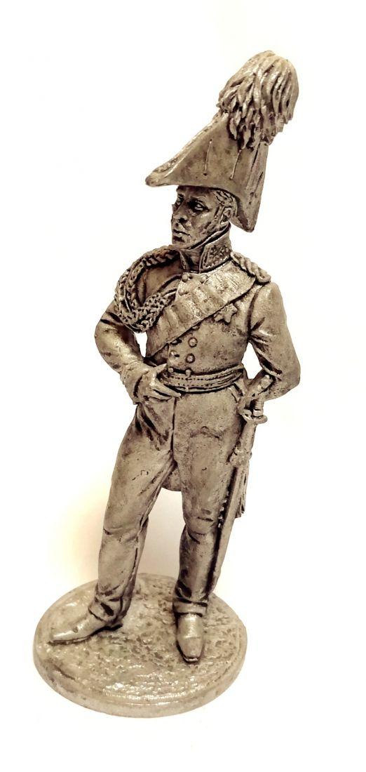 Фигурка Король Пруссии Фридрих-Вильгельм III. 1808-13 гг. олово