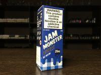 Жидкость Jam Monster SALT 30мл  Blueberry