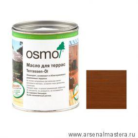 Масло для террас Osmo 016 Terrassen-Ole для бангкирай темное 0,75 л
