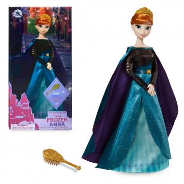 Кукла Анна Дисней 2021 год