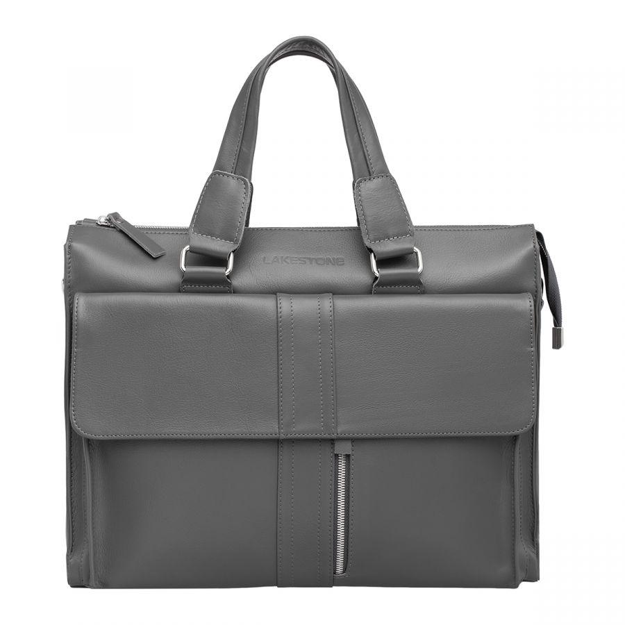 Деловая сумка LAKESTONE Langton Grey