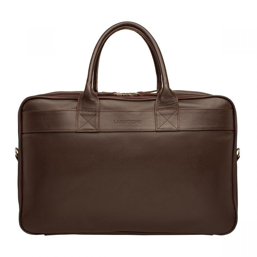 Дорожная сумка LAKESTONE Vernon Brown