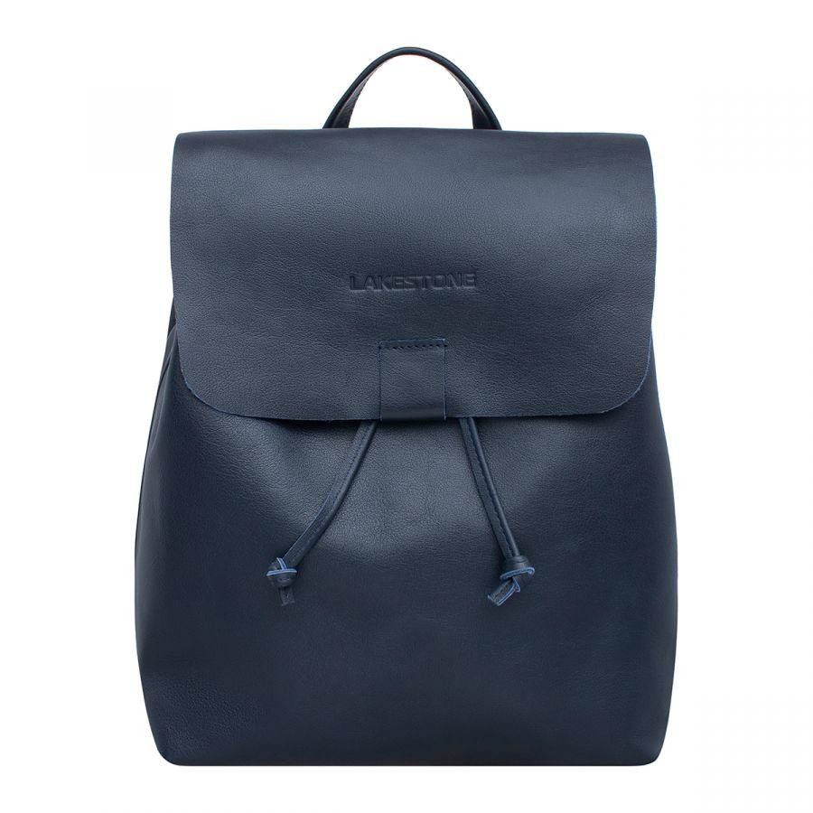 Женский рюкзак LAKESTONE Abbey Dark Blue