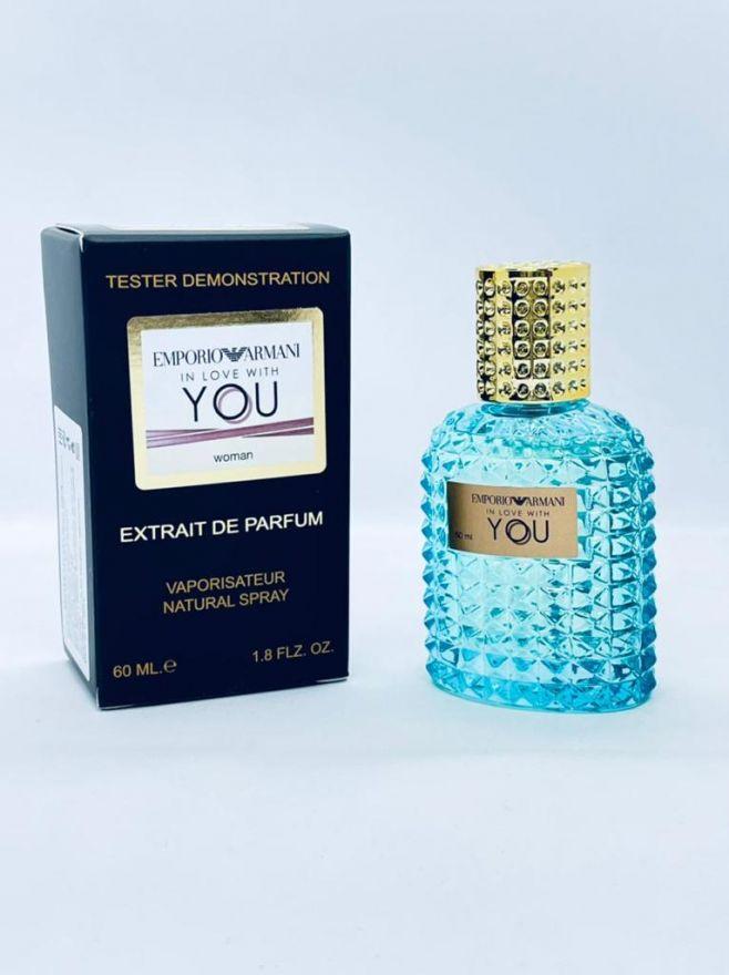 VIP TESTER Emporio Armani In Love With You 60ML