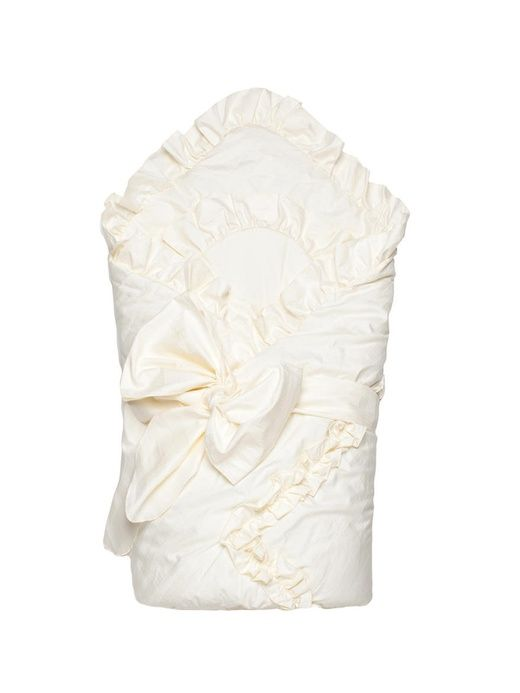 Конверт - одеяло с завязкой Экрю