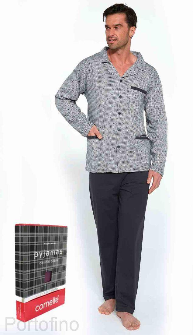 114-46 Пижама мужская Cornette