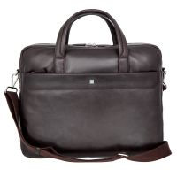 Деловая сумка Sergio Belotti 9485 VT Genoa dark brown
