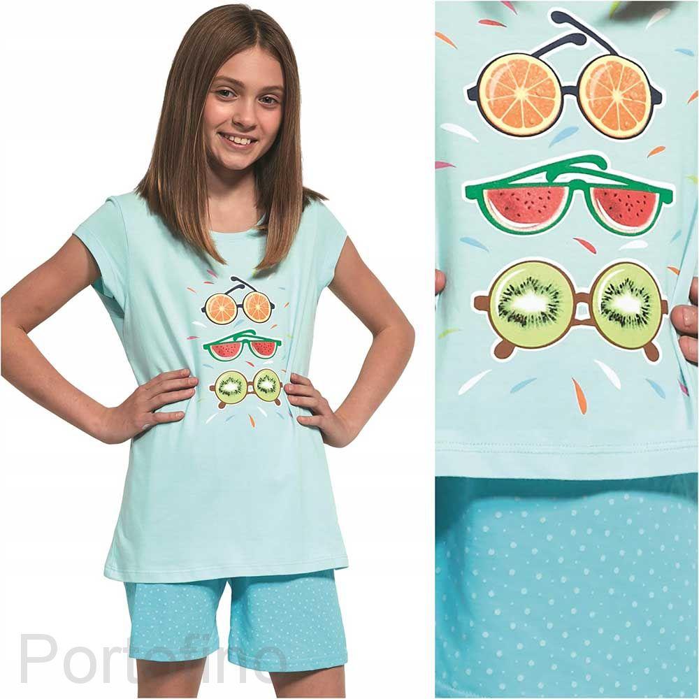 788-75 Пижама для девочки короткий рукав Cornette