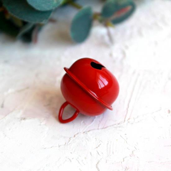 Бубенчик - 2 см Красный