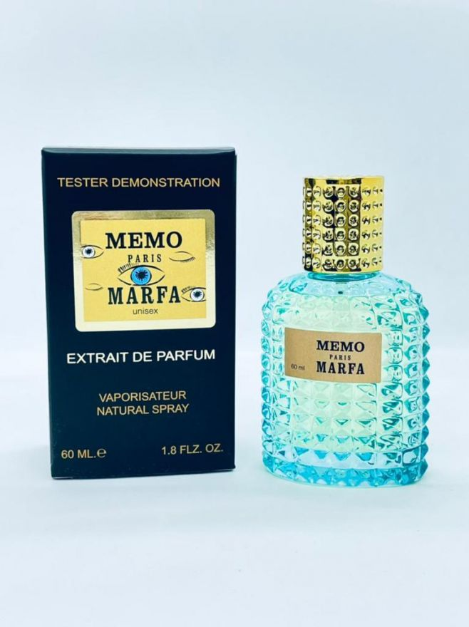 VIP TESTER  Memo Marfa 60ML