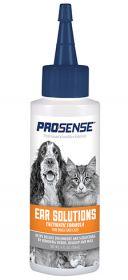 Гигиенический лосьон д/ушей д/собак и кошек 8in1 PRO-Sense Plus Ear Solutions 118мл