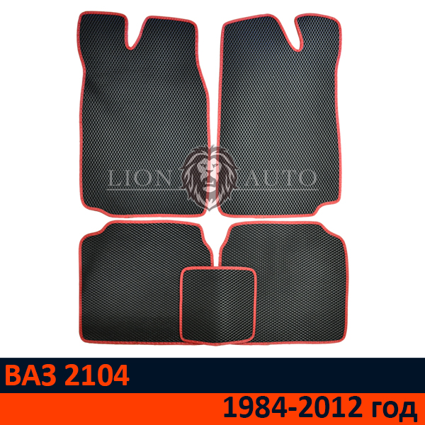EVA коврики на ВАЗ 2104 (1984-2012г)