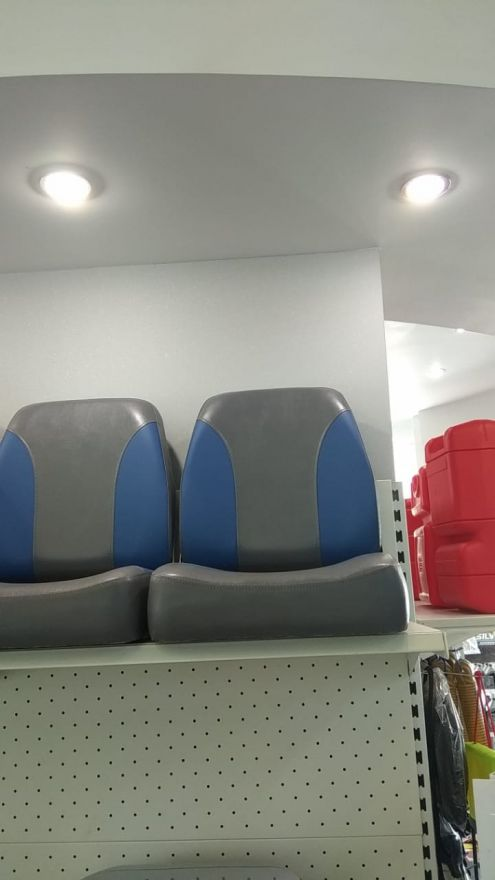 Кресло складное мягкое  Патриот