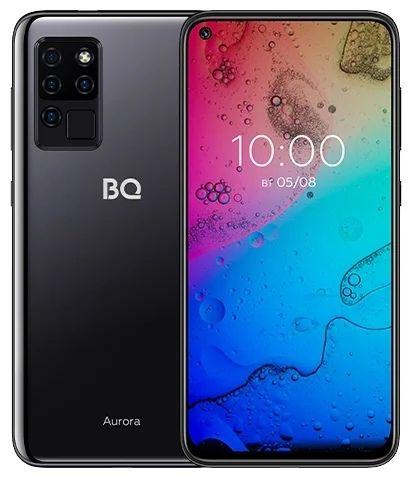 Смартфон BQ 6430L Aurora Чёрный