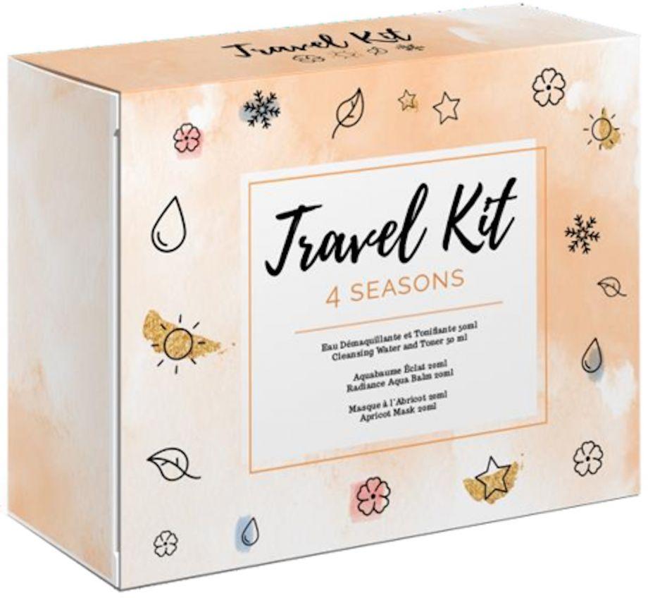 Набор Travel Kit 4 Сезона Academie (Академия) 1 шт