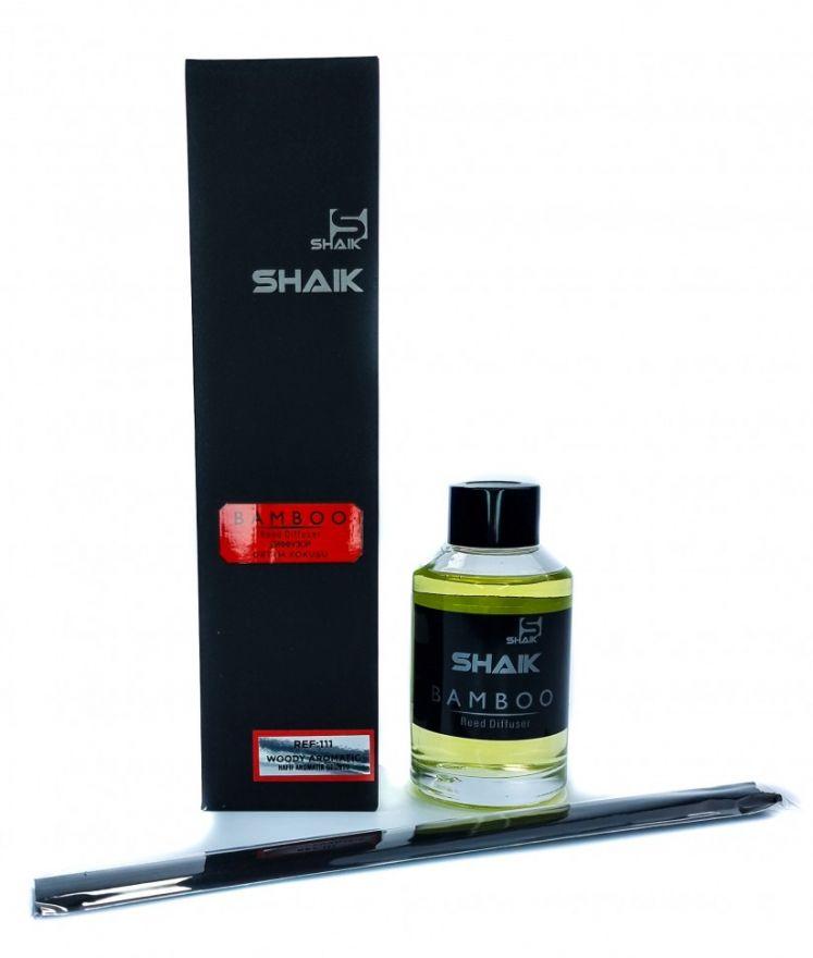 Аромадиффузор Shaik 111 Bamboo -Lacoste Eau De Lacoste L.12.12 Blanc