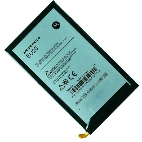 Аккумулятор Motorola XT1080 Droid Ultra (EU20) Оригинал