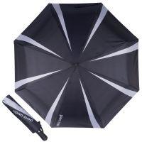 Зонт складной Pierre Cardin 88638-OC Stripes Grey