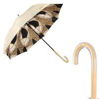 Зонт-трость Ferre 6001-LA Catena Animal Crema