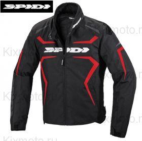 Куртка Spidi Sportmaster H2Out, Черно-красный