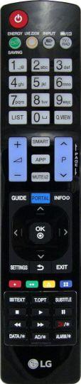 Пульт для коммерческих ТВ LG, AKB73755473