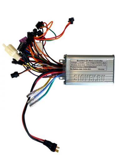 Контроллер 48V для электровелосипеда
