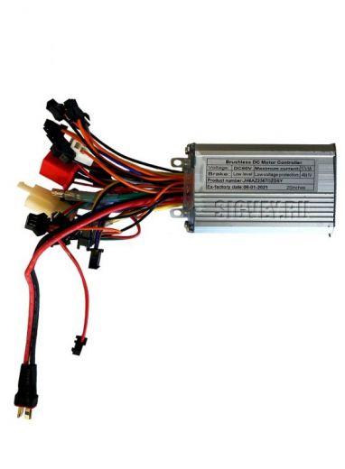 Контроллер 60V для электровелосипеда
