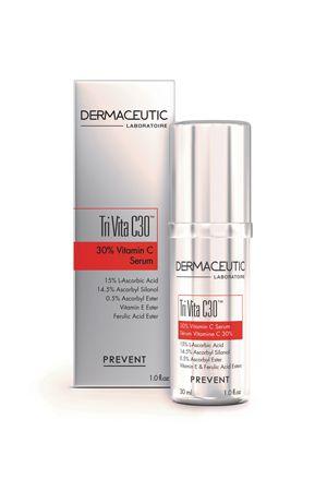 Сыворотка антиоксидантная TriVita C30 с витамином С Dermaceutic (Дермасьютик) 30 мл